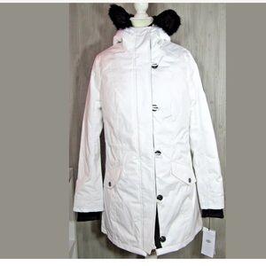 Ugg Parka Toscana Hood 3/1 Removeable Vest Jacket